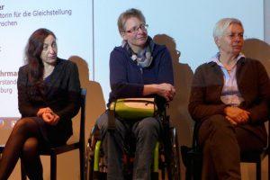 Isabella Vértes-Schütter, Birgit Brink, Ingrid Körner
