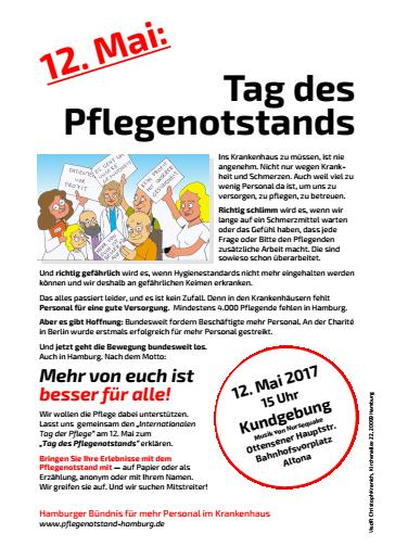Flyer als PDF zum Tag des Pflegenotstandes am 20170512